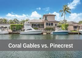 coral gables luxury homes thursday throwdown coral gables vs pinecrest single family homes