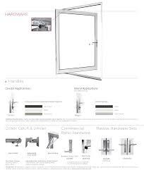glass door pivot hardware pivot doors solar innovations solar innovations