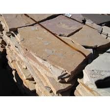 16 71 cu ft crab orchard flagstone 128361 the home depot