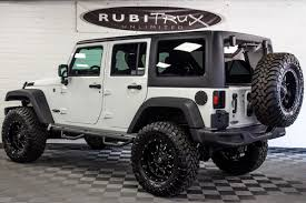 jeep rubicon white 2017 jeep wrangler sport unlimited white