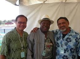 The Hawaiian Music World W Patrick Landeza