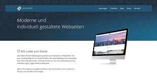 webseiten design webdesign hannover webdesigner für individuelle webseiten