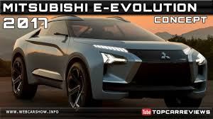 mitsubishi supercar 2017 mitsubishi e evolution concept review rendered price specs