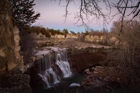 Kansas waterfalls images The ultimate kansas waterfalls road trip png