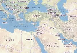 lebanon on the map map of lebanon michelin lebanon map viamichelin