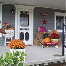 autumn porch contest decorating for autumn halloween porch