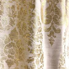 Gold Foil Curtain by Envogue Nyc Envoguenyc Twitter
