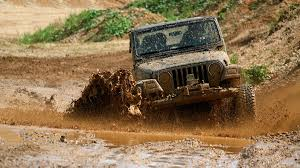 muddy jeep what u0027s wet and muddy in malaysia the rainforest challenge of