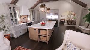 rustic italian dream home fixer upper hgtv