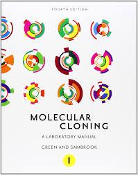 molecular cloning a laboratory manual fourth edition 3 volume