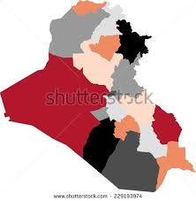 iraq map vector free vector map of iraq free vector at vecteezy