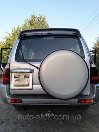 2004 mitsubishi wagon колпак запаски mitsubishi pajero wagon 3 2004 mr961190 продажа