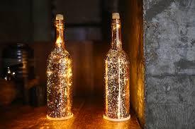 acelife wine bottle light led starry string lights kit glass wine