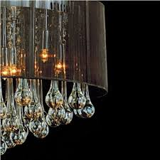 Chandeliers With Shades And Crystals by Brizzo Lighting Stores 22