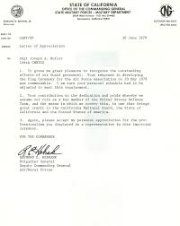 Army OCS Recommendation Letter