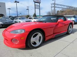 Dodge Viper 1992 - 1993 dodge viper rt 10 roadster start up exhaust and in depth