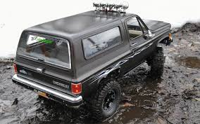 K5 Chevy Blazer Mud Truck - rc4wd chevrolet blazer hard body complete set