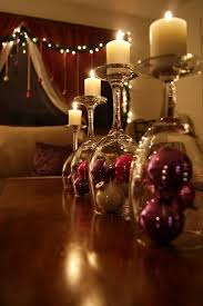dining table christmas decorations christmas decor ideas dining table with candles and ornaments