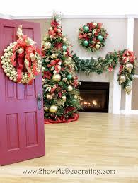 christmas show me decorating