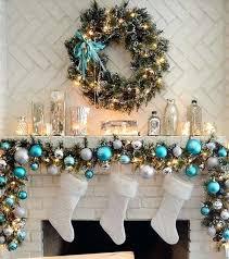 christmas mantel decor christmas decorating ideas mantel christmas tree