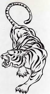 beautiful tiger tattoos beautiful tiger on shoulder by sazlai