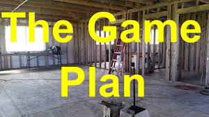off grid living the game plan new off grid home youtube
