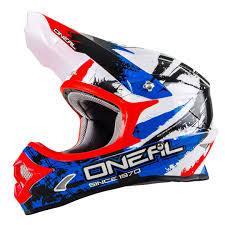o neal 3series shocker mx motocross helmet buy cheap fc moto