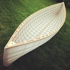 skin on frame ontario canoes navigable works of art