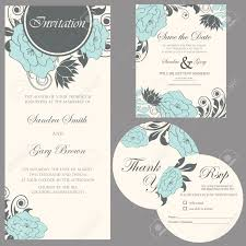 wedding invitations rsvp cards wedding invitation set thank you card save the date card rsvp