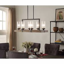 light fixtures for dining room shabby chic chandelier rustic wood