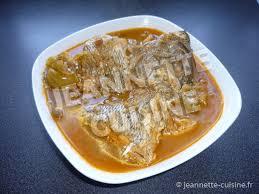 la bonne cuisine ivoirienne pèpè soupe de poisson plat africain jeannette cuisine