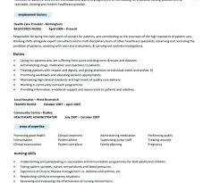 free nursing resume templates this is nursing resume skills goodfellowafb us