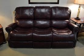 Power Sofa Recliners Leather by Flexsteel Leather Sofa Power Recliner Centerfieldbar Com