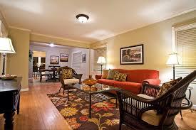 brown u0026 orange living room color schemes ideas house decorating