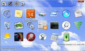 windows gadgets de bureau comment pouvez vous avoir gadgets windows dans windows xp 7