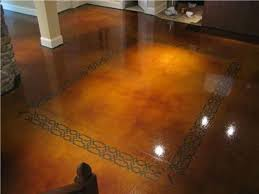 Basement Floor Stain by 20 Best Images About Concrete Floors Polished Stained On