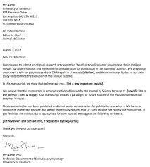 cover letter paper submission sample 877