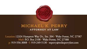 Lawyer Business Card Design Redwood Business Card Designer For Michael Perry