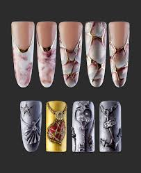 record of nail art online class 1 march 2015 lilium store