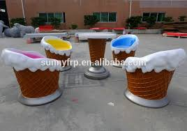 ice cream table and chairs ice cream table and chair for hotel or bar buy ice cream table and