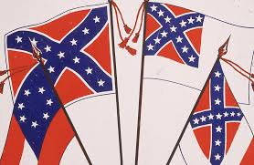 Blue And White Flag Cross The Confederate Flag Symbolizes White Supremacy U2014 And It Always