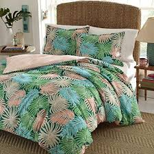 themed duvet cover pink blue green tropical hawaiian themed duvet cover king set