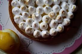 cuisine tarte au citron tarte au citron meringuée mathilde et gourmandises