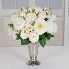 White Roses In A Vase Rose Winward Home