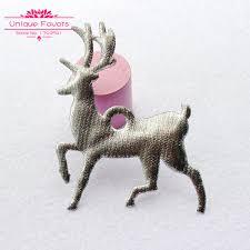 get cheap silver reindeer ornaments aliexpress
