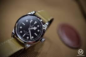 tudor heritage black bay 36 ref 79500 review with specs u0026 price