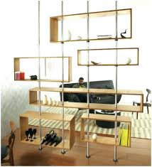 Expedit Room Divider Room Dividers Using Bookshelves As Room Dividers Full Image For