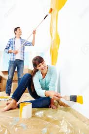 People Painting by Painting And Decorating Images U0026 Stock Pictures Royalty Free