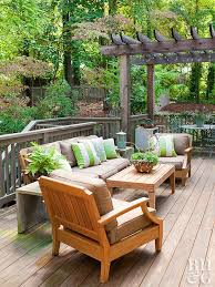 Backyard Decks And Patios How To Refinish Your Deck