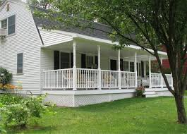 Free House Plans With Basements Free House Plans With Porches Home Deco Ranch Style Covered Pretty